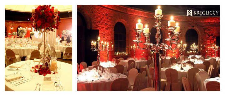 Mazowieckie sala na wesele Warszawa restauracja forteca