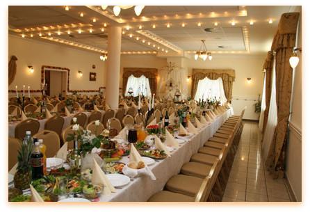 sala na wesele gościniec pod jesionem