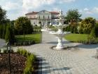 Lawendowy Pałacyk Ogród