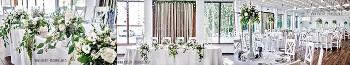 dekoracje ślubne Inowrocław