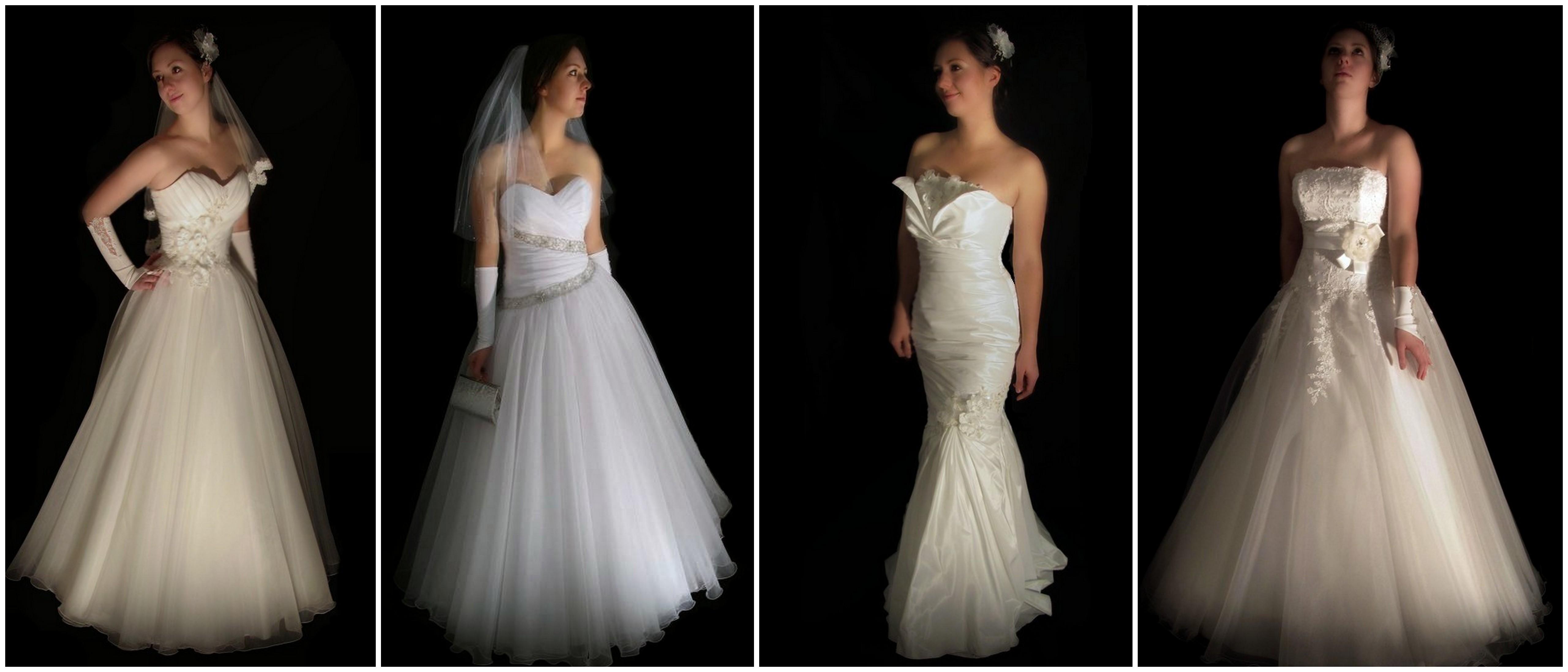 Suknie ślubne Kolekcja 2012 Antacyt Gdynia
