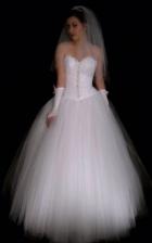 Suknia ślubna cena 1400 zł
