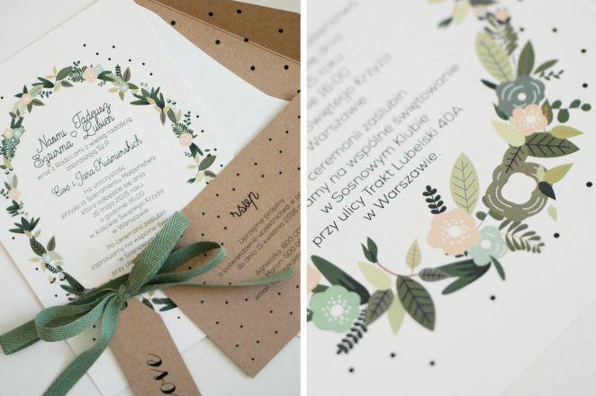 La Dolce Wedding zaproszenia