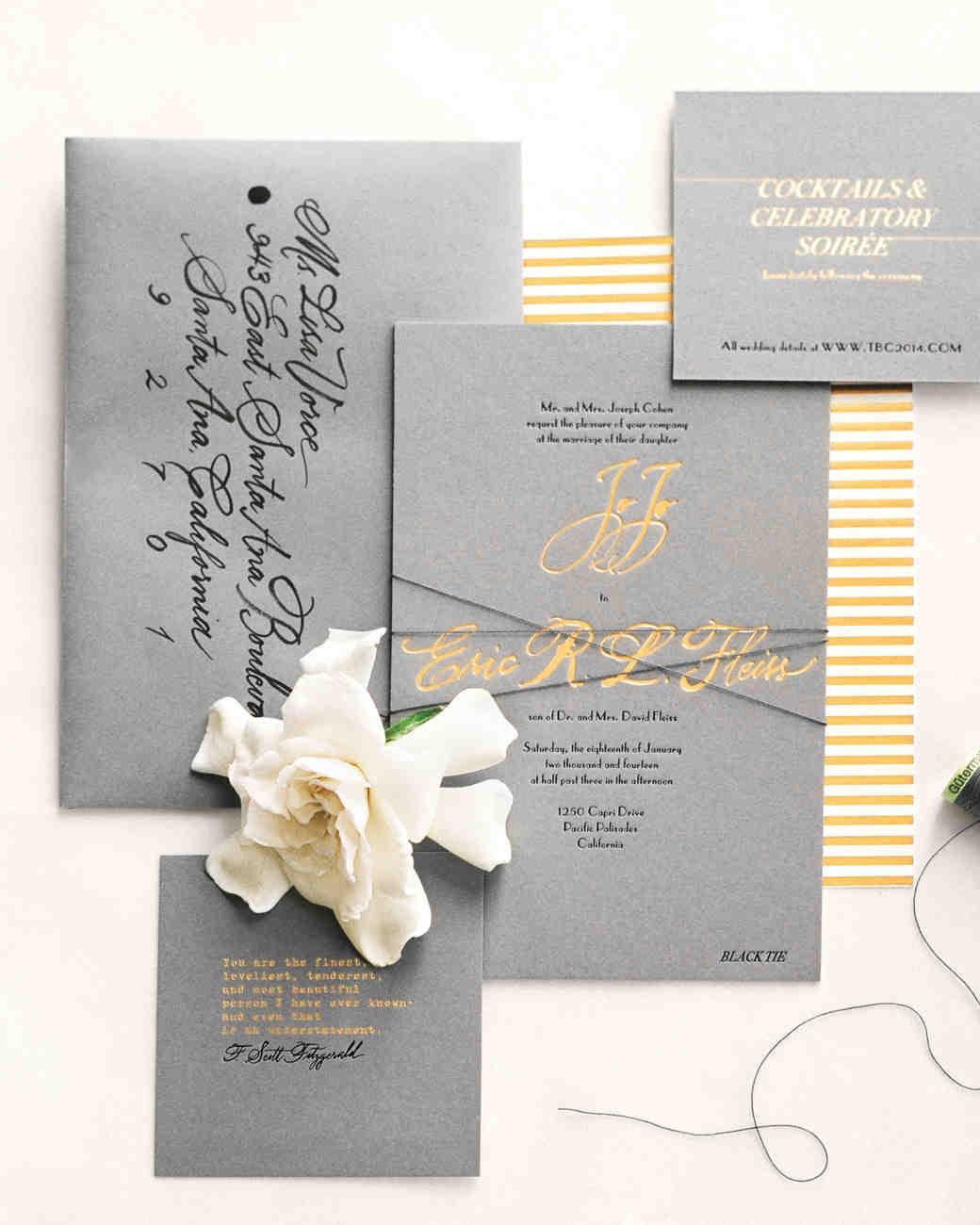 zimowe zaproszenia ślubne