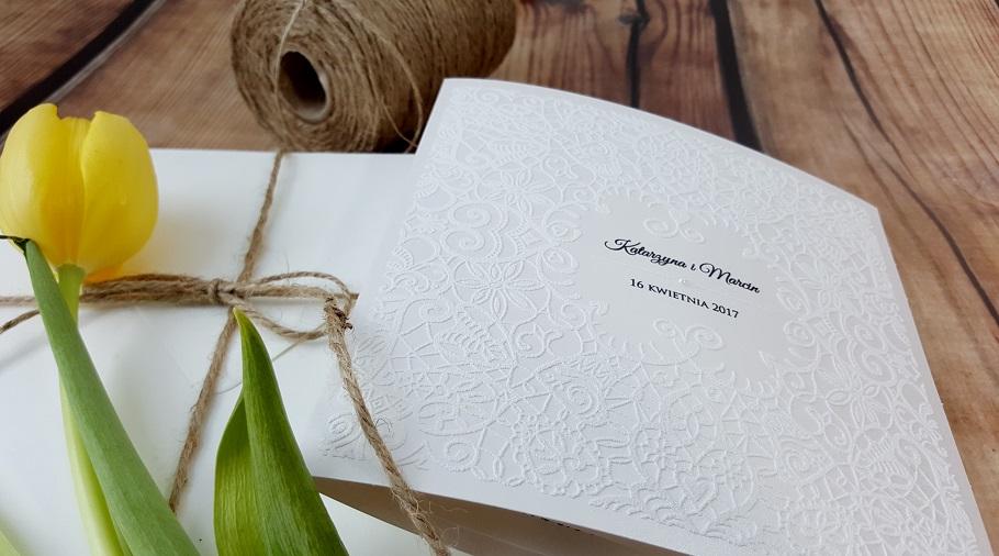 zaproszenia ślubne belarto