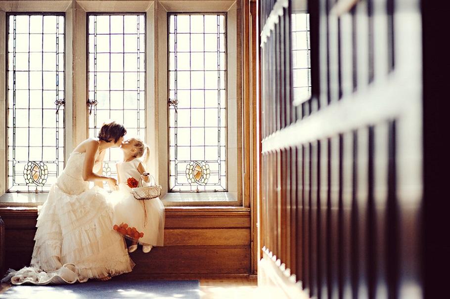 dzieci na ślubie