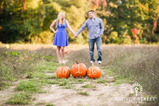 ślub na jesień