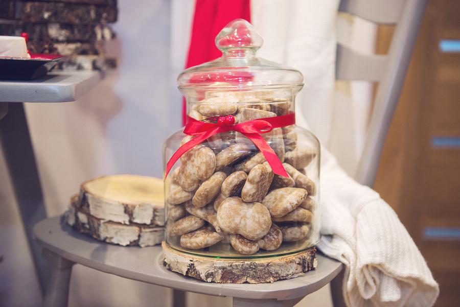 czekoladowy bufet na weselu
