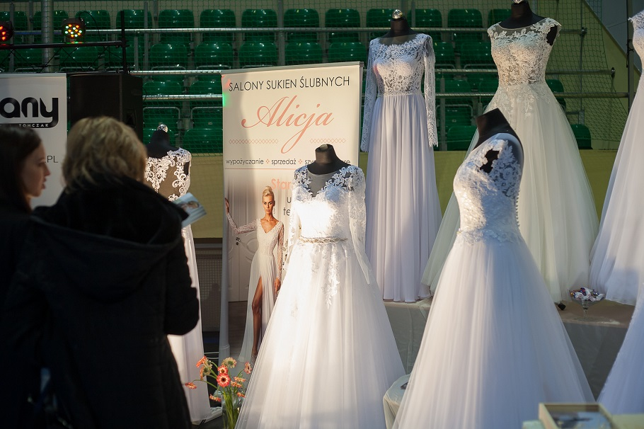 targi ślubne w Elblągu