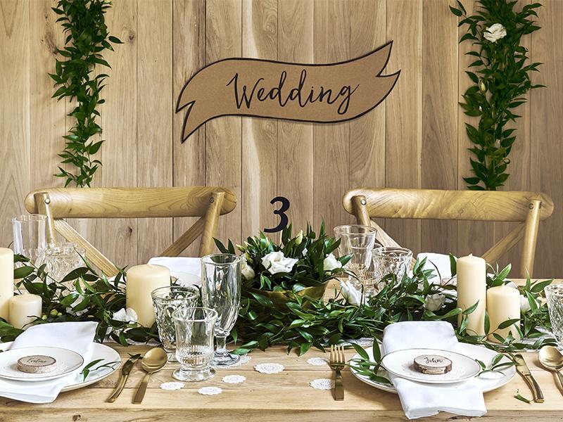 rustykalne wesele partybox