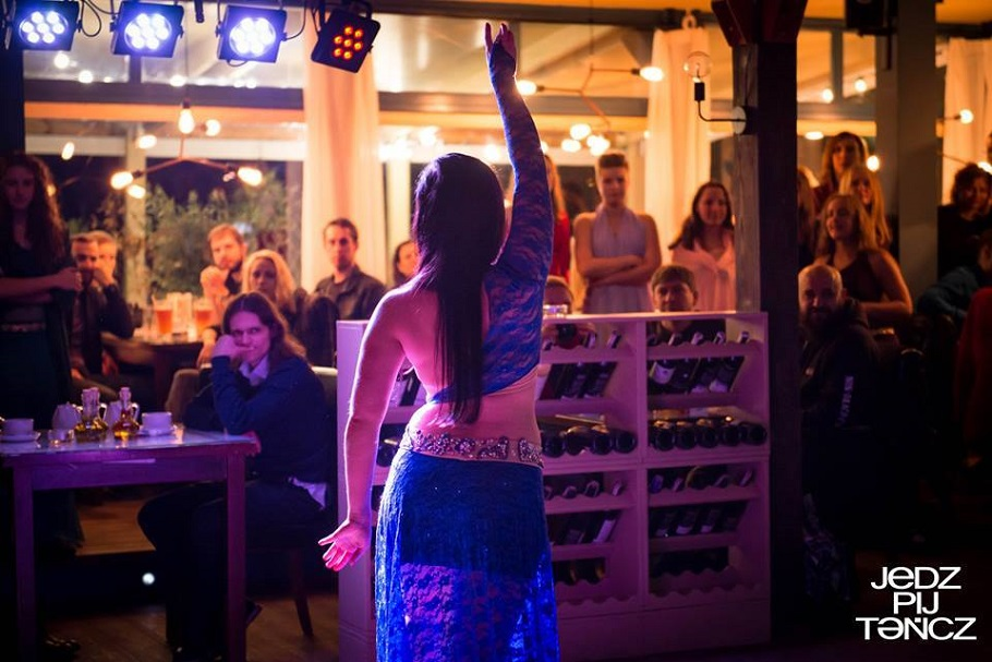 taniec brzucha na wesela i wieczór panieński