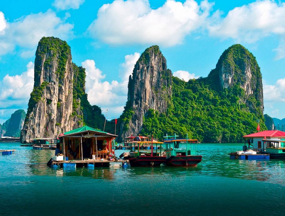 podróż poślubna wietnam
