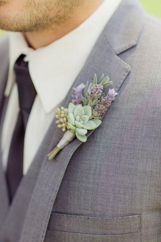 sukulenty na weselu