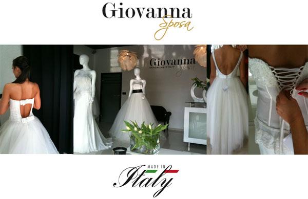 6d39d4385e Monomarkowy salon włoskich sukien ślubnych Giovanna Sposa