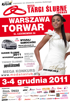 targi ślubne warszawa 2011