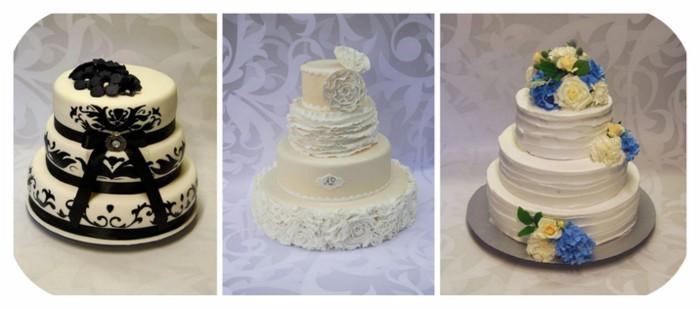 Katowice sosnowiec jaworzno torty weselne chlebki weselne