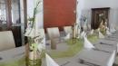 sala weselna, dekoracje, kwiaty, bukiety