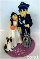 personalizowana figurka na tort
