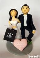 personalizowane figurki na tort