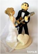 spersonalizowane figurki na tort