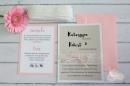 Galeria Say I Do - ręcznie robione zaproszenia ślubne