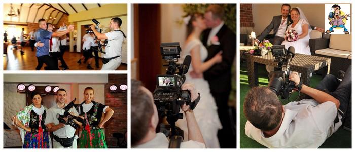 kamerzysta na wesele śląsk