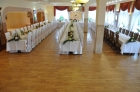 sala na wesele, resturacja