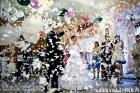 Galeria VIVA-System: Pokazy confetti, pirotechnika sceniczna, niski dym, motylki na pierwszym tańcu, bańki mydlane, balony z helem, fontanny iskier