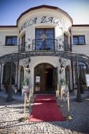 Galeria Catering Hotel Restauracja WILLA ZAGÓRZE 7 km od Warszawy