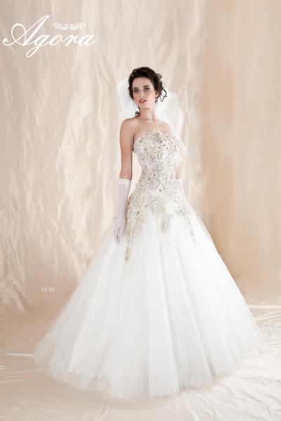 005aeee92c LANGORIA - Salon Sukien Ślubnych i Wieczorowych