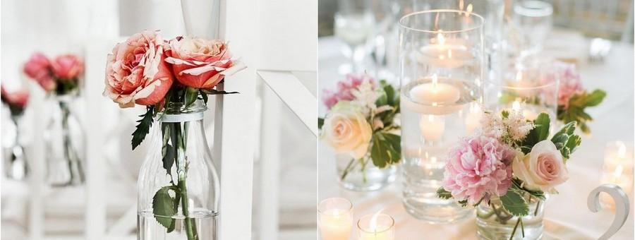 Pomysł Na Dekoracje ślubne Z Ikea