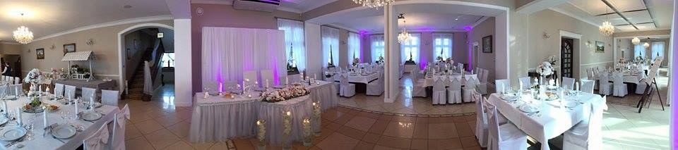 sala na wesele, weselna, przyjęcie