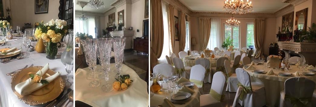 wesele w restauracji Żychlin
