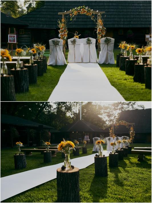 wesele w plenerze warszawa