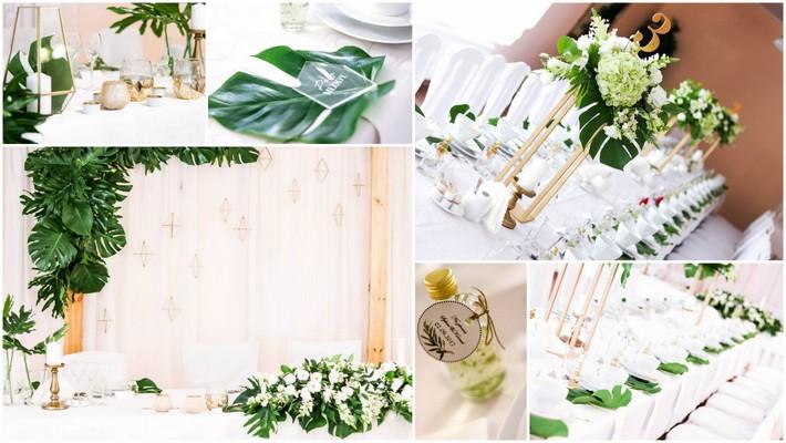 dekoracje sali weselnej poznań