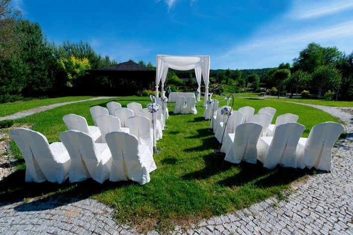 dekoracje ślubu plenerowego kielce