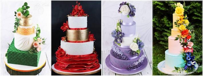 tort weselny sokółka