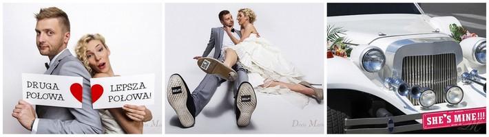 akcesoria na ślub