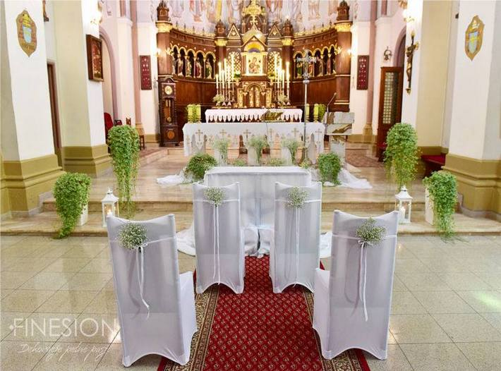 dekoracje kościoła bełchatów