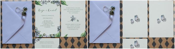 zaproszenia ślubne kraków