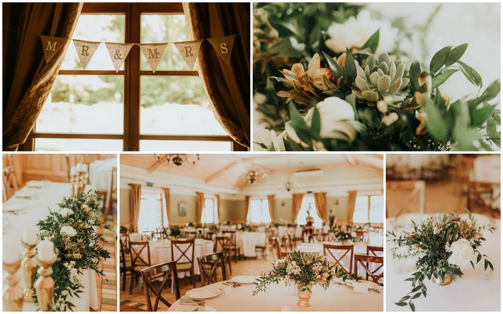 dekoracje sali weselnej wrocław