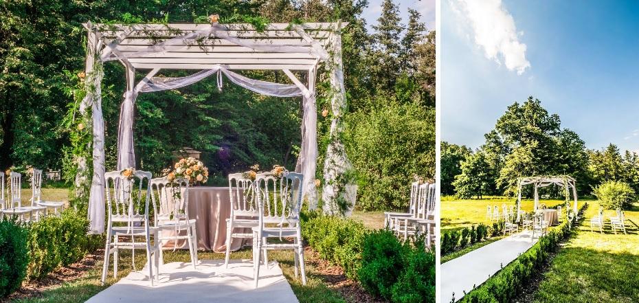 wesele w plenerze Żychlin