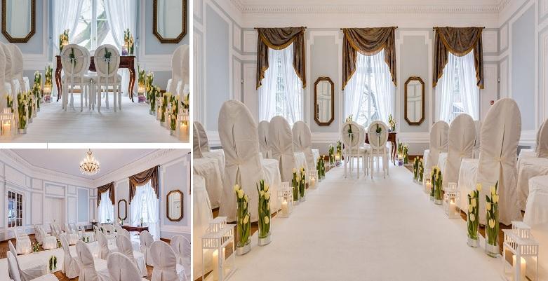 miejsce na wesele, ślub