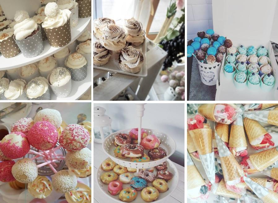 babeczki cupcakes weselne