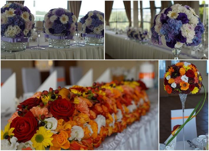 dekoracje na wesele wejherowo