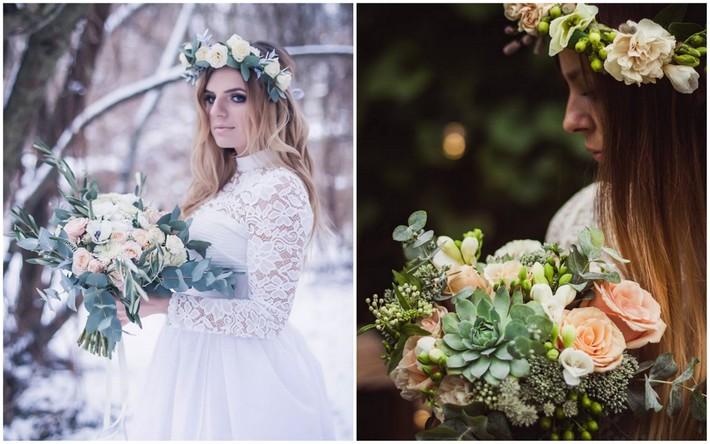 dekoracje weselne brzeg