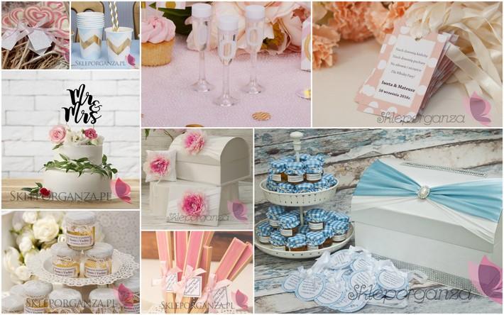 dekoracje na ślub i wesele sklep internetowy
