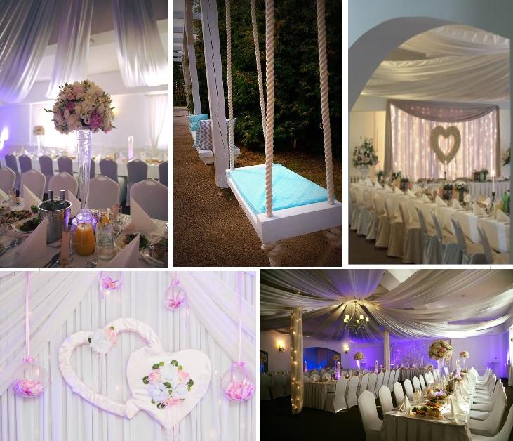 sala weselna, miejsce na wesele