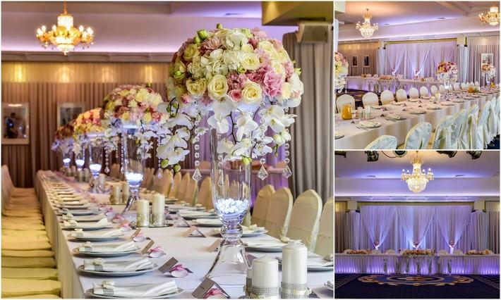 wesele w hotelu Rumia