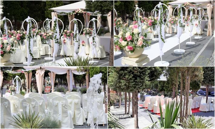 wesele w plenerze Rumia